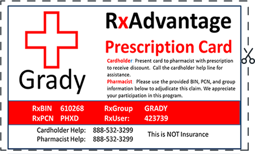 Grady Health System-Home